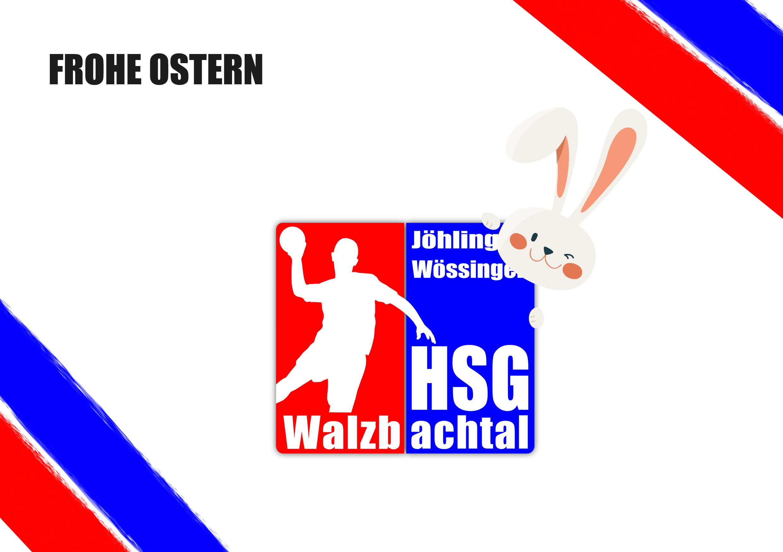 Die HSG wünscht frohe Ostern!